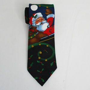 Hallmark Mens' Novelty Christmas Holiday Neck Tie